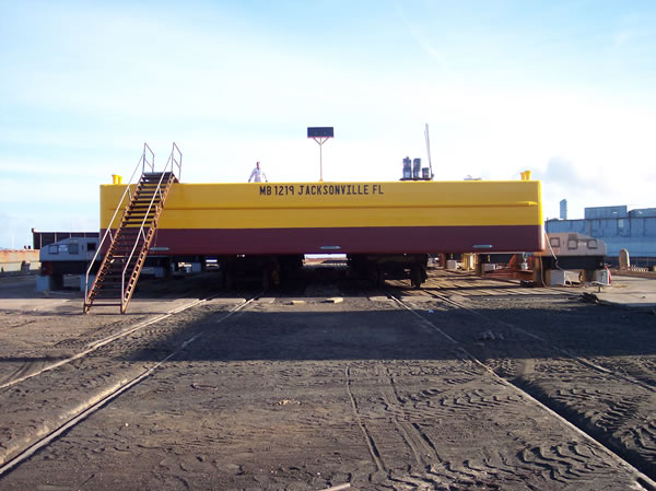 Barges | MOBRO Marine, Inc